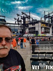 Joseph attended Taylor Swift Redemption Stadium Tour on Jul 27th 2018 via VetTix