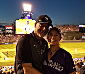 Cynthia attended Colorado Rockies vs. Arizona Diamondbacks - MLB on Jul 11th 2018 via VetTix