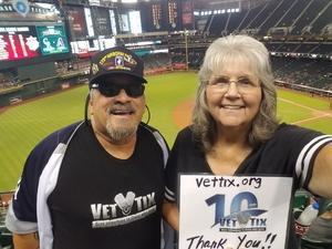 Click To Read More Feedback from Arizona Diamondbacks vs. Colorado Rockies - MLB