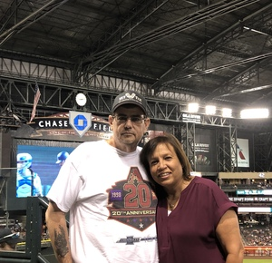 Click To Read More Feedback from Arizona Diamondbacks vs. Texas Rangers - MLB