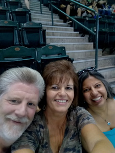 Richard attended Arizona Diamondbacks vs. San Francisco Giants - MLB on Aug 4th 2018 via VetTix