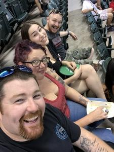patrick attended Arizona Diamondbacks vs. San Francisco Giants - MLB on Aug 4th 2018 via VetTix