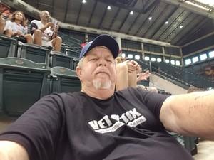 jerry attended Arizona Diamondbacks vs. Los Angeles Angels - MLB on Aug 22nd 2018 via VetTix