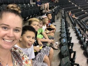 Jennifer attended Arizona Diamondbacks vs. Los Angeles Angels - MLB on Aug 22nd 2018 via VetTix
