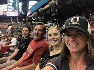 brett attended Arizona Diamondbacks vs. Los Angeles Angels - MLB on Aug 22nd 2018 via VetTix