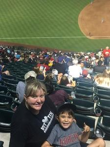 Click To Read More Feedback from Arizona Diamondbacks vs. Seattle Mariners - MLB