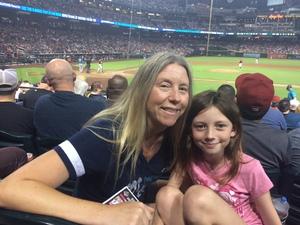Christine attended Arizona Diamondbacks vs. Seattle Mariners - MLB on Aug 24th 2018 via VetTix