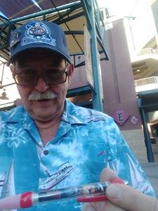 robert attended Arizona Diamondbacks vs. Colorado Rockies - MLB on Sep 23rd 2018 via VetTix