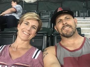 Richard attended Arizona Diamondbacks vs. Colorado Rockies - MLB on Sep 23rd 2018 via VetTix