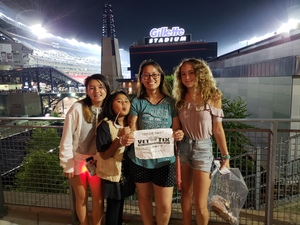 Click To Read More Feedback from Taylor Swift Reputation Stadium Tour - Pop