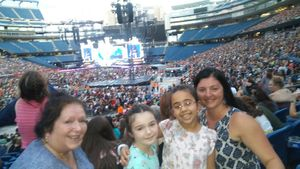 Benvinda attended Taylor Swift Reputation Stadium Tour - Pop on Jul 26th 2018 via VetTix
