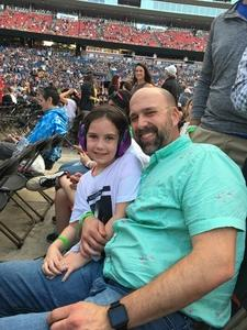 SHAUNE attended Taylor Swift Reputation Stadium Tour - Pop on Jul 26th 2018 via VetTix