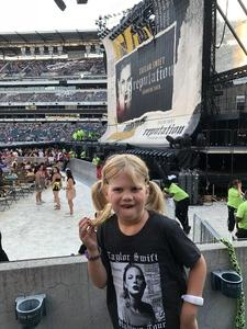 Charles attended Taylor Swift Reputation Stadium Tour - Pop on Jul 26th 2018 via VetTix
