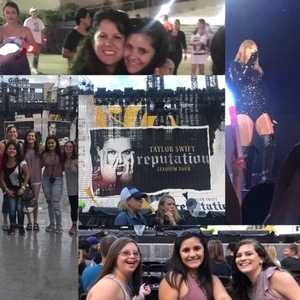Milly attended Taylor Swift Reputation Stadium Tour - Pop on Jul 26th 2018 via VetTix