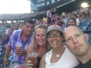 Maria attended Taylor Swift Reputation Stadium Tour on Jul 27th 2018 via VetTix