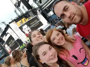 Robert attended Taylor Swift Reputation Stadium Tour on Jul 27th 2018 via VetTix