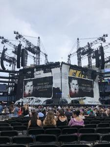 Lloyd attended Taylor Swift Reputation Stadium Tour on Jul 28th 2018 via VetTix