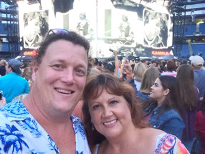 Curtis attended Taylor Swift Reputation Stadium Tour on Jul 28th 2018 via VetTix