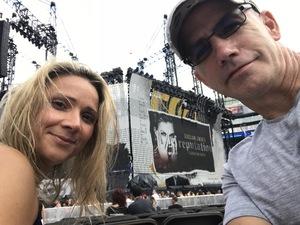 Robert attended Taylor Swift Reputation Stadium Tour on Jul 28th 2018 via VetTix