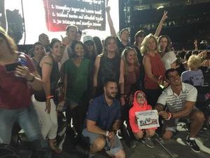 Jamie attended Taylor Swift Reputation Stadium Tour on Jul 28th 2018 via VetTix