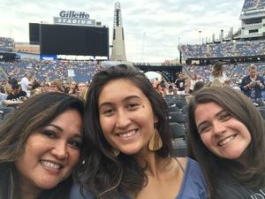 Joann attended Taylor Swift Reputation Stadium Tour on Jul 28th 2018 via VetTix
