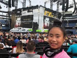 Michael attended Taylor Swift Reputation Stadium Tour on Jul 28th 2018 via VetTix