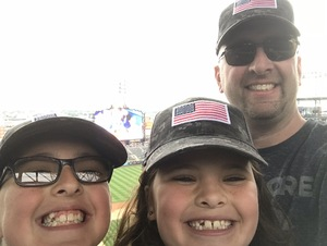 Michael attended Colorado Rockies vs. Seattle Mariners - MLB - Military Appreciation on Jul 15th 2018 via VetTix