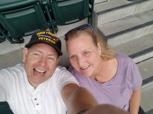 Douglas attended Colorado Rockies vs. Seattle Mariners - MLB - Military Appreciation on Jul 15th 2018 via VetTix