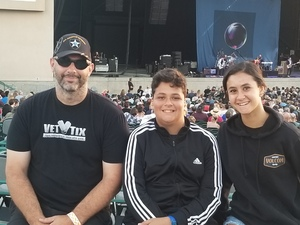 marcel attended Stars Align Tour: Jeff Beck & Paul Rodgers and Ann Wilson of Heart on Jul 22nd 2018 via VetTix