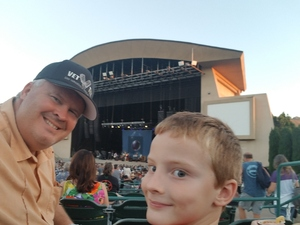 James attended Stars Align Tour: Jeff Beck & Paul Rodgers and Ann Wilson of Heart on Jul 22nd 2018 via VetTix