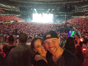 Mark attended Taylor Swift Reputation Stadium Tour on Jul 22nd 2018 via VetTix