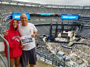 Werner attended Taylor Swift Reputation Stadium Tour on Jul 22nd 2018 via VetTix