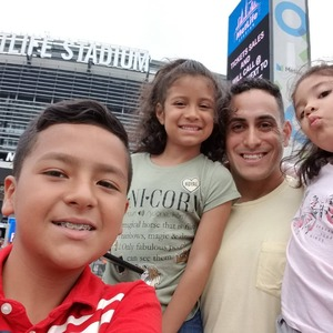 Anibal attended Taylor Swift Reputation Stadium Tour on Jul 22nd 2018 via VetTix