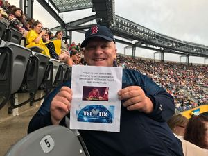 Darren attended Taylor Swift Reputation Stadium Tour on Jul 22nd 2018 via VetTix