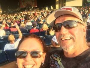Kenneth attended Foreigner - Juke Box Heroes Tour With Special Guest Whitesnake and Jason Bonham's LED Zeppelin Evening on Jul 3rd 2018 via VetTix