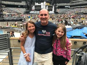 Robert attended Taylor Swift Reputation Stadium Tour on Jul 20th 2018 via VetTix