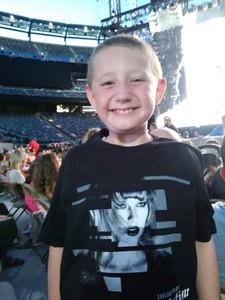 Allison attended Taylor Swift Reputation Stadium Tour on Jul 20th 2018 via VetTix