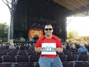 Cliff attended Foreigner - Juke Box Heroes Tour With Special Guest Whitesnake and Jason Bonham's LED Zeppelin Evening on Jun 29th 2018 via VetTix