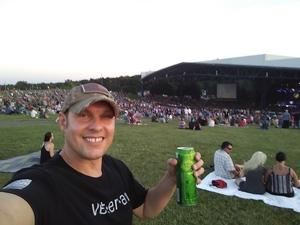 Eric Wagner attended Foreigner - Juke Box Heroes Tour With Special Guest Whitesnake and Jason Bonham's LED Zeppelin Evening on Jun 29th 2018 via VetTix