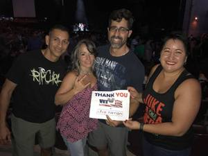 Catalina attended Foreigner - Juke Box Heroes Tour With Special Guest Whitesnake and Jason Bonham's LED Zeppelin Evening on Jun 29th 2018 via VetTix