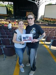 Bob attended Foreigner - Juke Box Heroes Tour With Special Guest Whitesnake and Jason Bonham's LED Zeppelin Evening on Jun 29th 2018 via VetTix