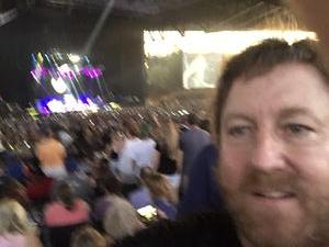 Chris attended Foreigner - Juke Box Heroes Tour With Special Guest Whitesnake and Jason Bonham's LED Zeppelin Evening on Jun 29th 2018 via VetTix