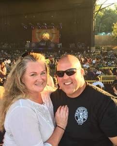 TRACY attended Foreigner - Juke Box Heroes Tour With Special Guest Whitesnake and Jason Bonham's LED Zeppelin Evening on Jun 29th 2018 via VetTix