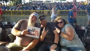 Terry attended Foreigner - Juke Box Heroes Tour With Special Guest Whitesnake and Jason Bonham's LED Zeppelin Evening on Jun 29th 2018 via VetTix