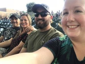 Kyle attended Thirty Seconds to Mars on Jul 6th 2018 via VetTix