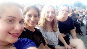 Graciela attended Thirty Seconds to Mars on Jul 6th 2018 via VetTix
