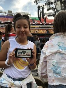 ismael attended Taylor Swift Reputation Stadium Tour on Jul 13th 2018 via VetTix