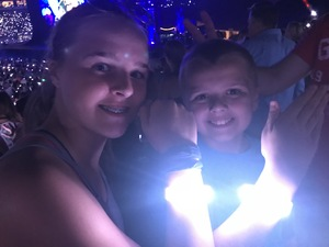Nicholas attended Taylor Swift Reputation Stadium Tour on Jul 13th 2018 via VetTix
