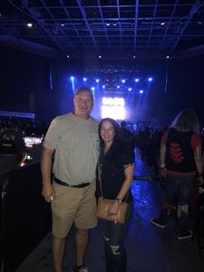 Eric attended Taylor Swift Reputation Stadium Tour on Jul 13th 2018 via VetTix