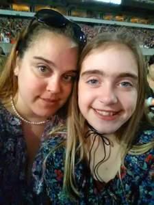 Lillian attended Taylor Swift Reputation Stadium Tour on Jul 13th 2018 via VetTix